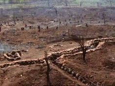 Here is the horror, savagery and pointlessness of trench warfare. Opening scene of All Quiet on the Western Front, 1979 version.