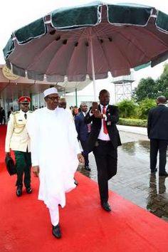 President Buhari has departed Abuja for Kenya to attend sixth Tokyo International Conference on African Development (TICAD VI) in Nairobi . Nairobi, Kenya, Presidents, African, Politics, Dresses, Photos, Fashion, Vestidos