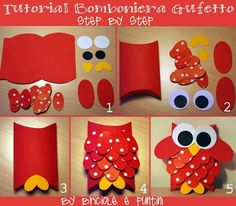 Owl box by Briciole e puntini