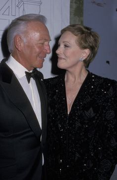 Christopher Plummer and Julie Andrews ~ Captain Von Trapp and Maria