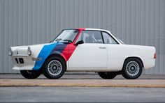 @GoodingCompany this thing is FANTASTIC!!  =]  a bonus if i buy the #M1?   1960 BMW 700 Coupe