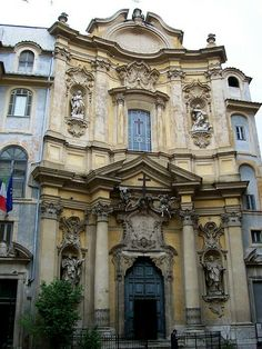 Giuseppe Sardi. Chiesa della Maddalena. 1735