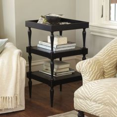 George Tiered Table | European-Inspired Home Furnishings | Ballard Designs