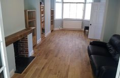 Taurus Flooring proudly is showcase a recent Oak flooring install in Southampton, Hampshire. Client is very happy with the work carried out and has give five stars.