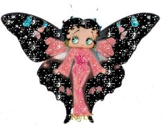 Betty Boop Tagged Comments, Betty Boop Tagged Graphics & Glitters