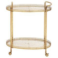 Marielle Tea Cart