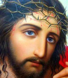 """'За мој венац трње расте,тај ће венац народ спасти..."""" Jesus Our Savior, Jesus Christ, King Of Kings, Christian Art, Names Of Jesus, Gods Love, Catholic, Halloween Face Makeup, Lord"""
