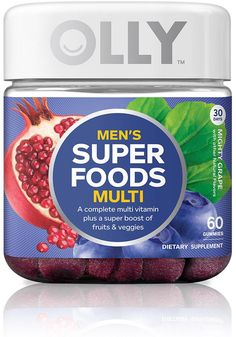 Even if you're a fearless forager, filling half your plate with fruits and veggies can be a daunting task. Not to worry, here's a complete multi packed with the vitamins and minerals you need daily, plus a powerful boost of phytonutrients from 10 of nature's superset foods. Go on with your super self.