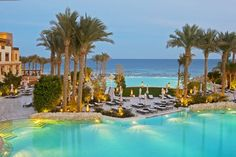Makadi Spa 5* - Red Sea Hotel Makadi Bay, Egypt http://www.eti.at/hotel-info/makadi-spa-hotel