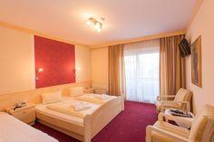 Doppelzimmer Strohsack - www.almrausch.co.at