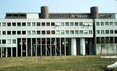 Aldo Rossi, Carlo Aymonino, kompleks mieszkaniowy, Mdeiolan, 1967-74