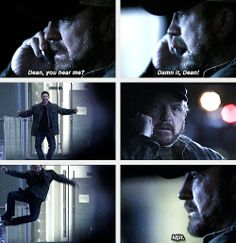 """(gif set) """"Idjit."""" 