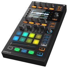 """LAB POINTS - next generation control deck designed for seamless control on Traktor Pro 2 - full color, hi-res display - touch sensitive controls - responsive and intuitive """"touch and see"""" workflow - l"""