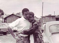 Barak & Michelle Obama