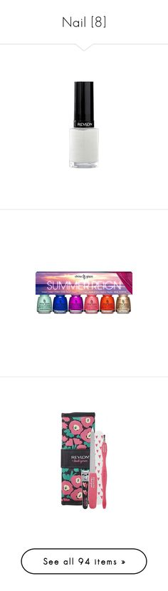 """""""Nail [8]"""" by gdavilla ❤ liked on Polyvore featuring beauty products, nail care, gel nail care, nail polish, ulta nail lacquer, ulta, ulta nail polish, nails inc nail polish, shiny nail polish and nails inc."""