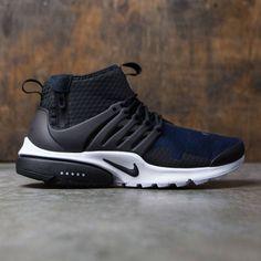 481488a81361aa Nike Men Air Presto Mid Sp (black   black-obsidian)