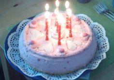 mini - torcik urodzinowy
