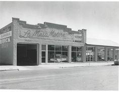 La Mesa Motors, Tucumcari, New Mexico, USA