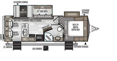 Travel Trailer Floor Plans, Trailer Plans, Ultra Lite Travel Trailers, Rv Manufacturers, Tent Campers, Forest River Rv, Theater Seating, Fifth Wheel, Led Light Strips