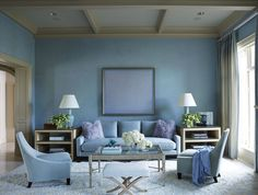 What Your Couch Says About You. Blue Living RoomsLiving Room IdeasLiving ... Part 46