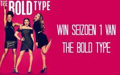 Win Seizoen 1 van The Bold Type