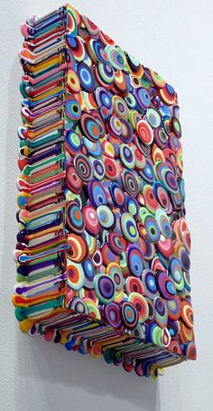 Omar Chacon, Bacanal Bacan Bacan Acrylic on canvas Acrylic Pouring Art, Acrylic Art, Dot Art Painting, Abstract Art, Mini Canvas Art, Circle Art, Art Techniques, Resin Art, Diy Art