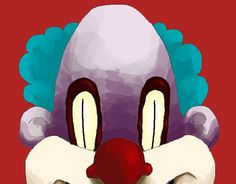 """Check out new work on my @Behance portfolio: """"- CLOWN.gif -"""" http://be.net/gallery/35938617/-CLOWNgif-"""