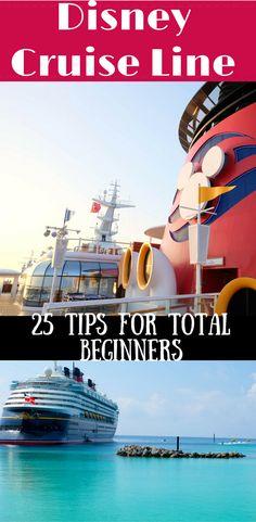 Disney cruise tips, disney first time cruiser tips, 25 Disney cruise tips