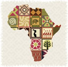 God bless Africa, and her sons and daughters. Today is Africa Day, commemoration of the formation of the Organization of African Unity (OAU), now called Africa Union, on 25 May 1963 African Textiles, African Fabric, African Quilts, Africa Fashion, Afrique Art, African Theme, African Style, African Beauty, Arte Popular