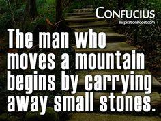 Confucius on Practice