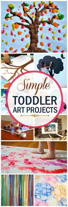 The #toddler years are also the perfect time to learn new things. Your child is like a sponge right now. She will soak in all you can teach her.here are the top 10 creative art projects for toddlers. #MulticulturalArtsandCrafts