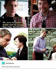 This guy should be Sherlock's next protege. His skills in deduction are fantastic. Sherlock Bbc, Sherlock Fandom, Watson Sherlock, Benedict Cumberbatch Sherlock, Sherlock Quotes, Jim Moriarty, Martin Freeman, Fangirl, Fanfiction