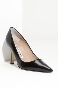 Manolo Blahnik 'Newcio' Pump--