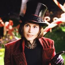 Charlie and the Chocolate Factory Johnny Depp, Willy Wonka, Julia Roberts, Saga, Corpse Bride, The Night Before Christmas, Chocolate Factory, Tim Burton, Best Actor