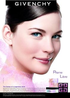 Liv Tyler for Givenchy