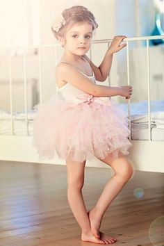 Wear to Stand Out ❤'s Little Ballerinas!