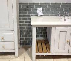 23 ideas bathroom tiles metro fired earth for 2019 Metro Tiles Bathroom, Loft Bathroom, Room Tiles, Diy Bathroom Remodel, Small Shower Room, Small Bathroom Colors, New Bathroom Ideas, Bathroom Inspiration, Kitchen Ideas