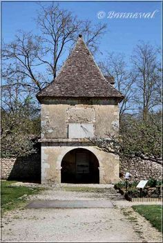 Monuments, Le Moulin, Arcades, House Design, Architecture, Building, Photos, Travel, France