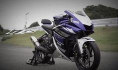 Perbedaan atau bandingkan Motor Yamaha MT-25 dan Yamaha R25 2015 1