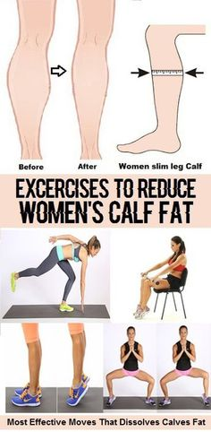 Best Calf Exercises for WOmen