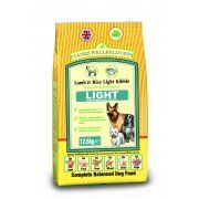 Light Complete Dog Food with Lamb and Rice at Vets Food World