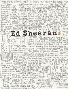 Sheeran<3