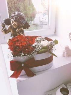Red roses #floral #inspiration #roses