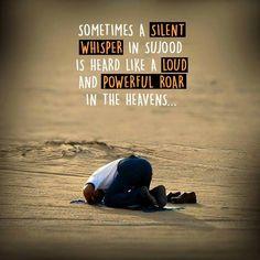 Prayer Sujood Dua
