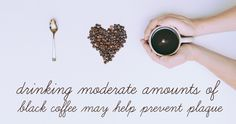 Go ahead, have that Monday morning cup of #coffee. It could be doing more than just waking you up!
