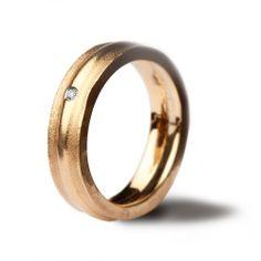 Fora diamond ring - Henrich Denzel - Wedding Rings