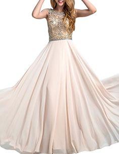 LovingDress Women's Prom Dresses Tulle Bodice with Chiffo... https://www.amazon.com/dp/B01E5GZ3GU/ref=cm_sw_r_pi_dp_L82txbHYD6TRT