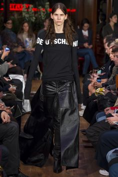 Vetements Spring Ready-to-wear 2016