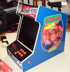 Wicked DIY Arcade Cabinet Kits