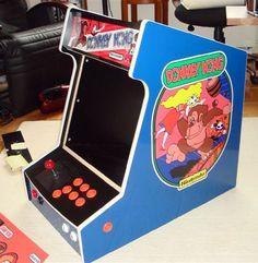Wicked DIY Arcade Cabinet Kits